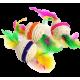 Игрушка с перьями