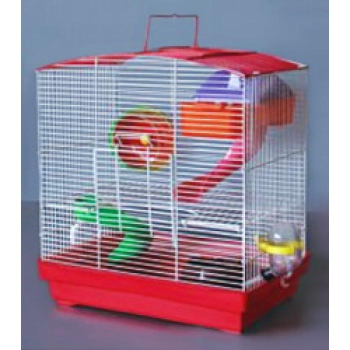 Клетка для грызунов №070 эмаль (35*23*39)