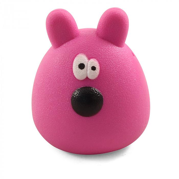 """Игрушка для собак из ц/литой резины """"Песик"""", 90мм"""