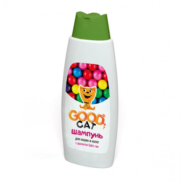 Good Сat шампунь для кошек и котят , с ароматом Bubble Gum, 250 мл