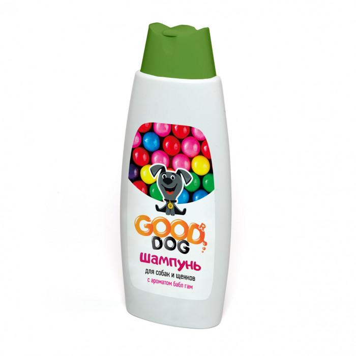 Good Dog шампунь для собак и щенков , с ароматом Bubble Gum, 250 мл