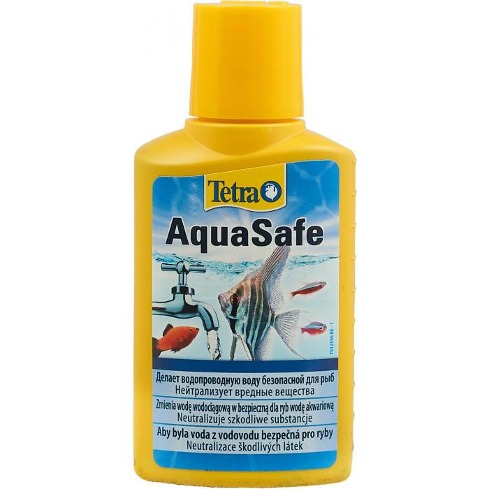 """Кондиционер Tetra """"AquaSafe"""" для подготовки воды аквариума, 100 мл"""