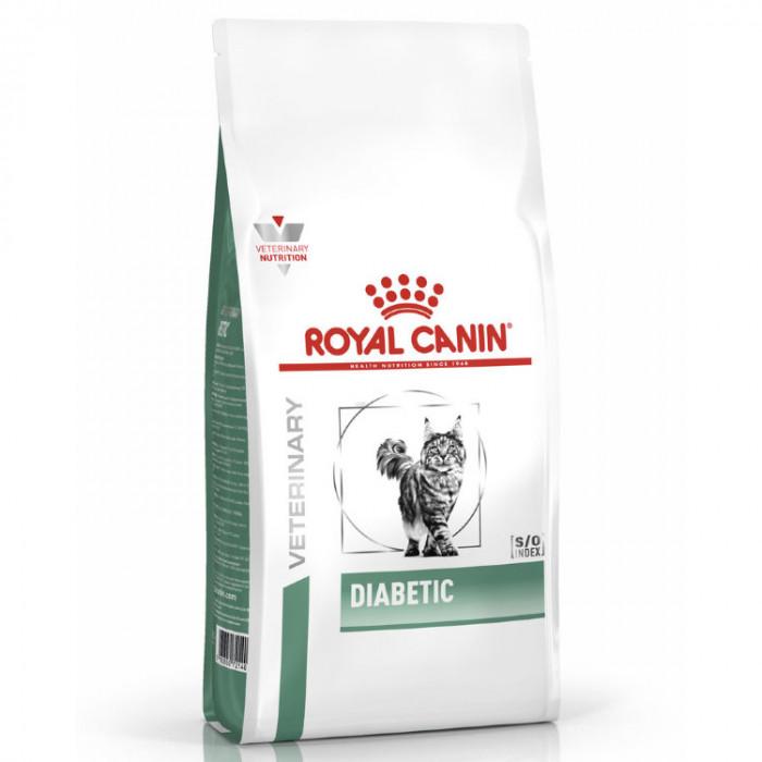 Корм Royal Canin Diabetic DS 46 Felini для кошек при сахарном диабете, 400 г
