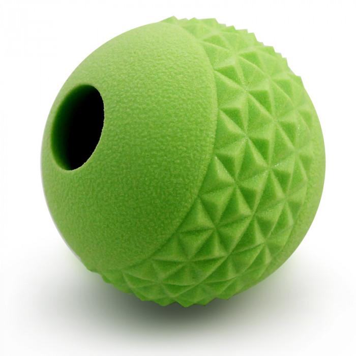 """Игрушка AROMA для собак из термопласт. резины """"Мяч"""", d64мм"""