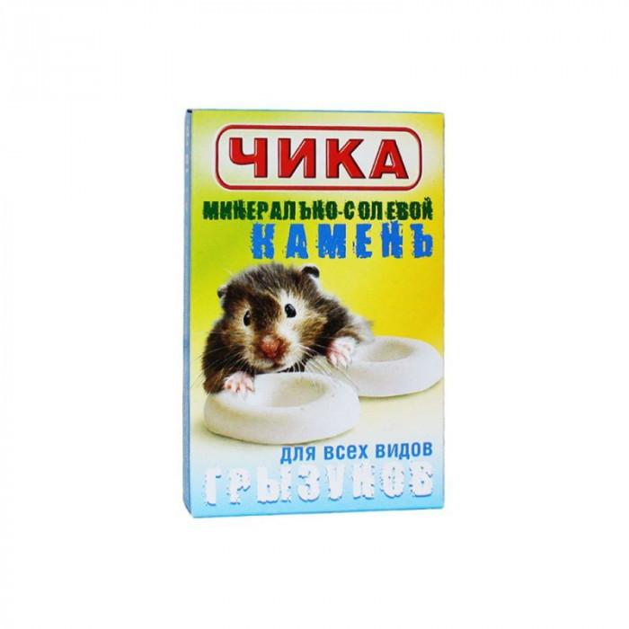 ЧИКА минерально-солевой камень для грызунов 20 г