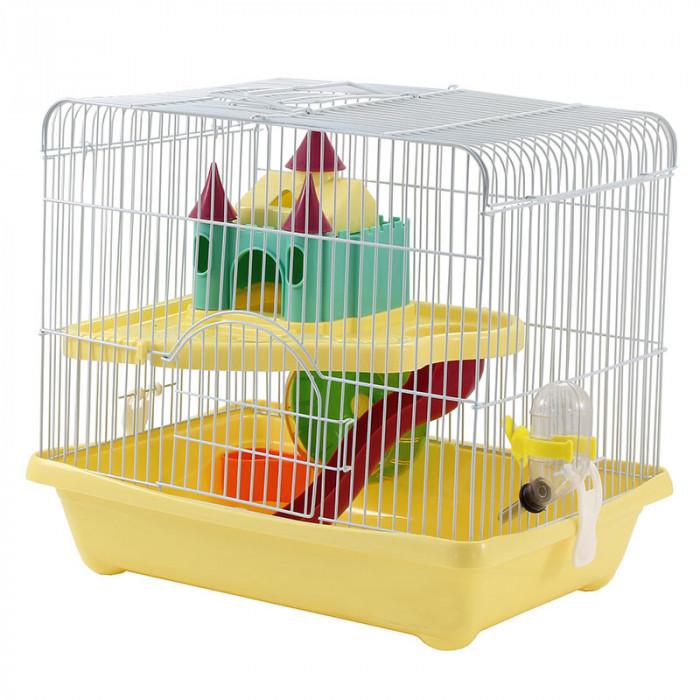 Клетка YD301 для мелких животных, эмаль, 350*260*310мм