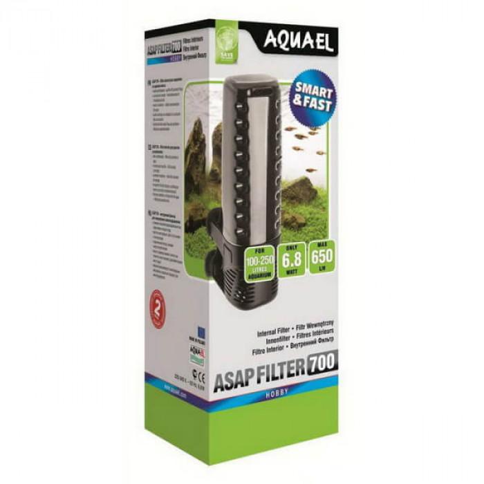 AQUAEL ASAP FILTER 700 фильтр для аквариума 100 - 250 л (650 л/ч, 6.8 Вт)