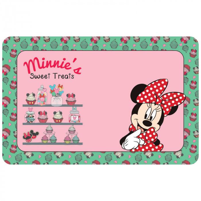 Коврик под миску Disney Minnie & Treats, 430x280мм