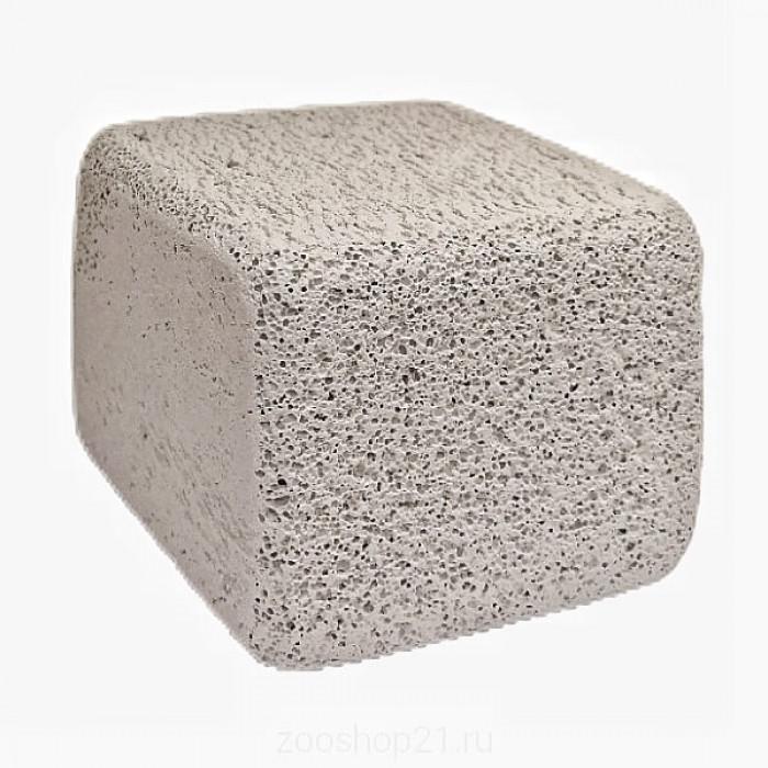 Минеральный камень для стачивания зубов кроликам, морским свинкам, шиншиллам, дегу и попугаям
