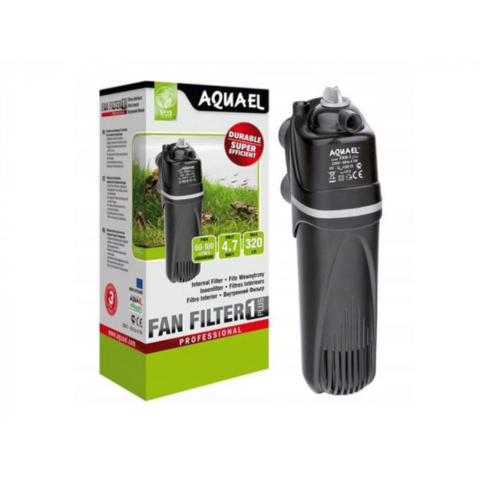 Aquael Fan 1 фильтр для аквариума, до 100 литров