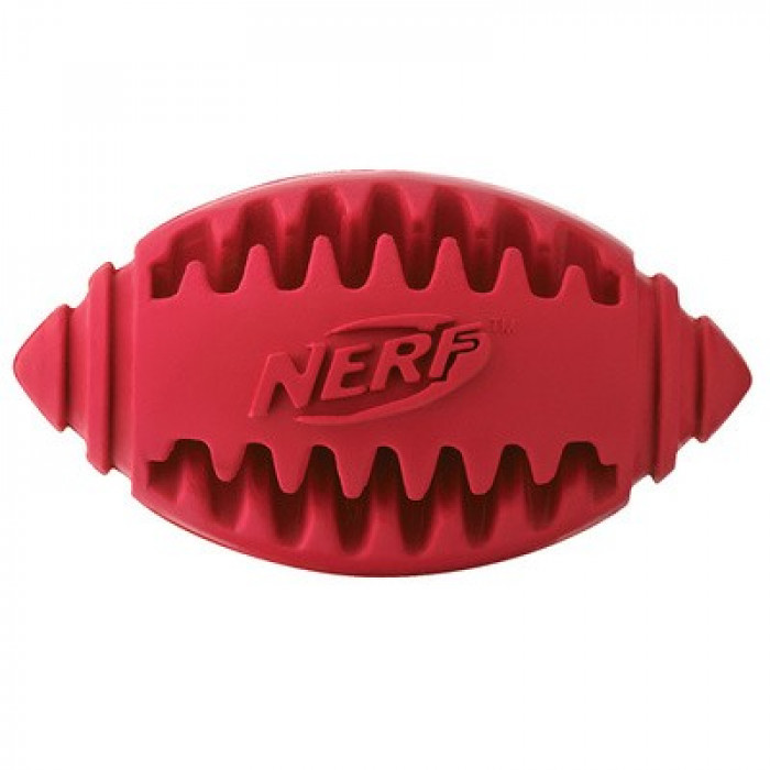 НЁРФ Мяч для регби рифленый, 8 см