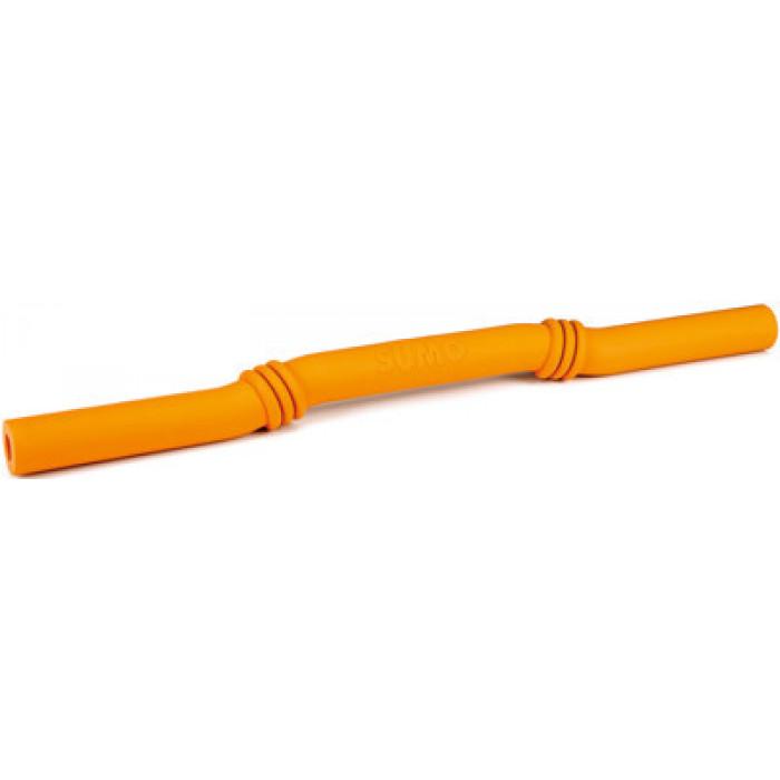 """Игрушка для собак """"Sumo Fit Stick"""", оранжевая, 50х3х3 см"""