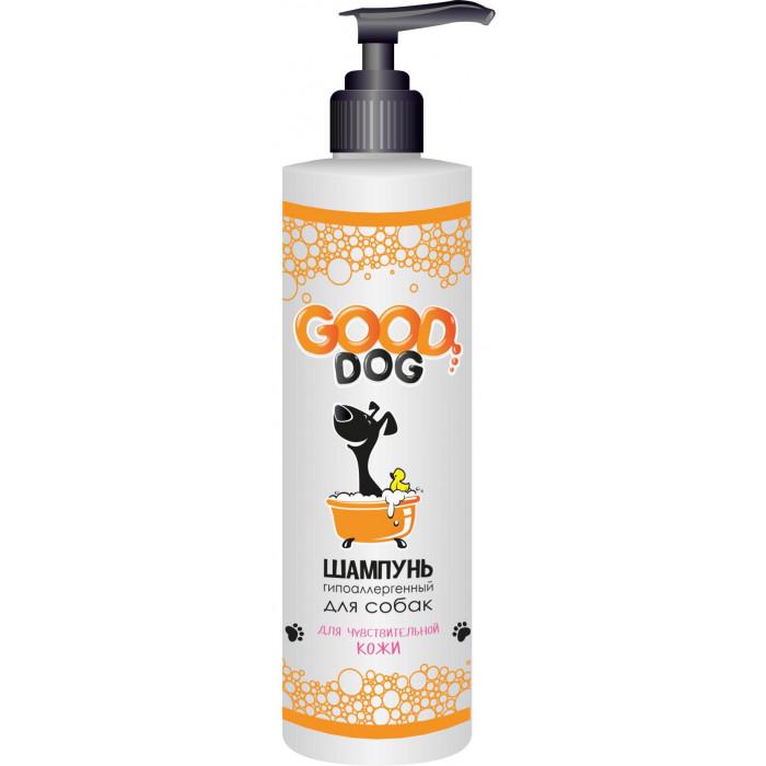"""Good Dog шампунь для собак """"Гипоаллергенный"""", для чувствительной кожи, 250 мл"""