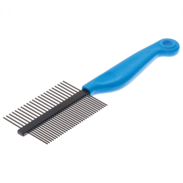 Расчёска-антистатик двухсторонняя
