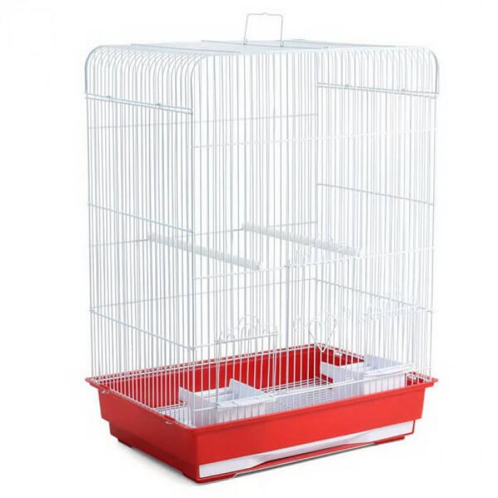 Клетка 7005 для птиц, эмаль, 430*305*580мм