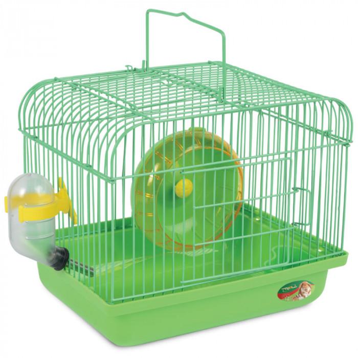 Клетка YD259 для мелких животных, эмаль, 225*170*190мм