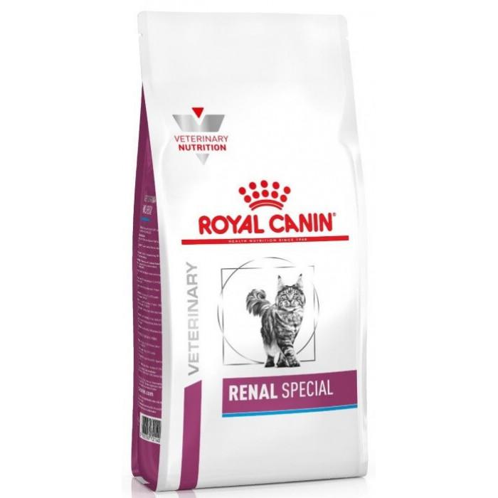 Корм Royal Canin Renal SELECT для кошек с пониженным аппетитом при заболевании почек, 400 г