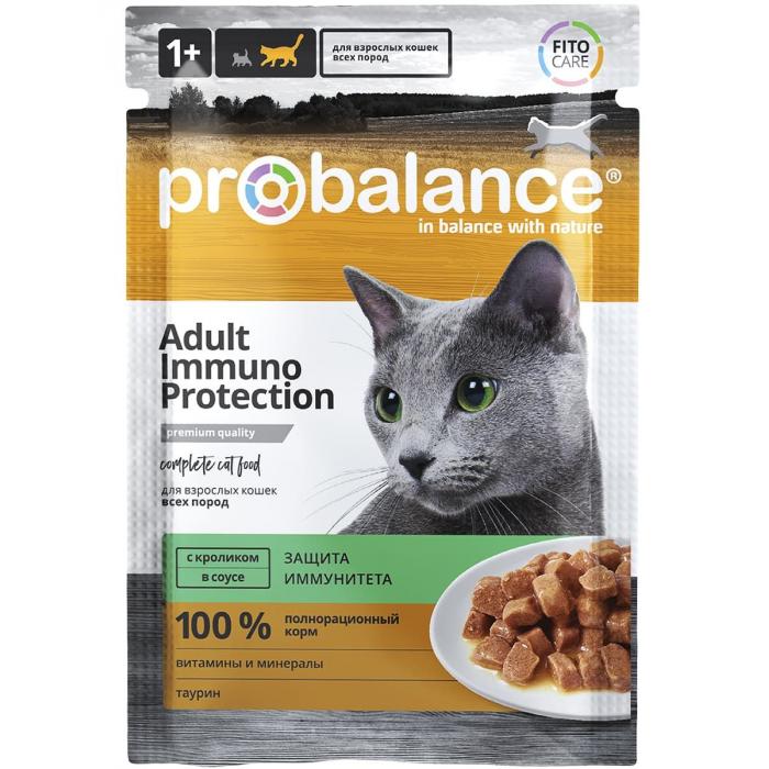 Корм ProBalance для кошек с кроликом, 85 г