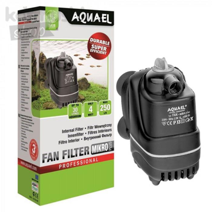 Aquael Fan Micro фильтр для аквариума, до 30 литров