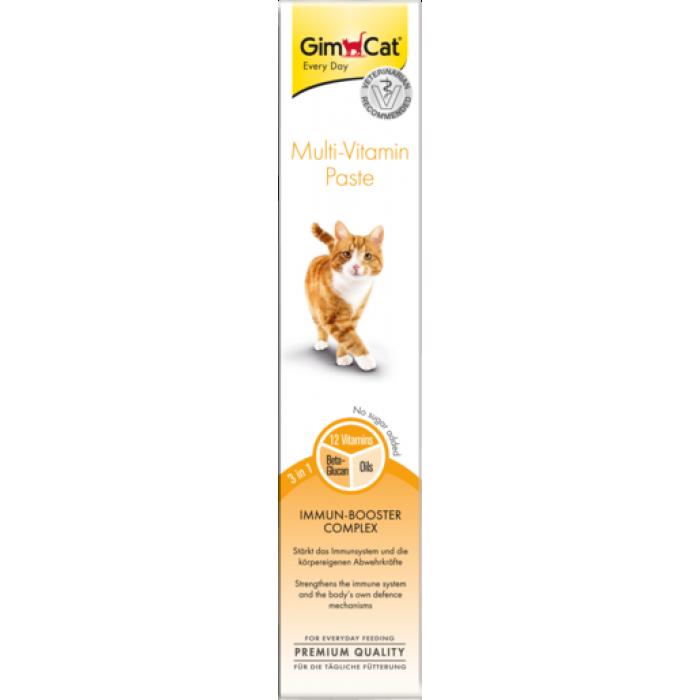 GIMCAT Мультивитамин Паст 50 г