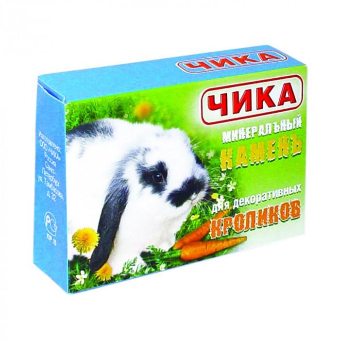 Минеральный камень для кроликов, 35 г