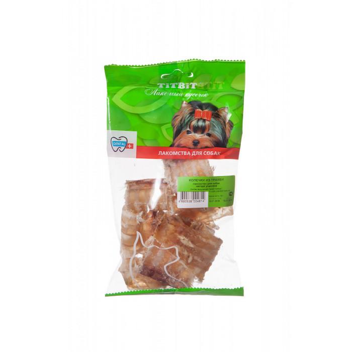 Titbit Колечки из трахеи - мягкая упаковка