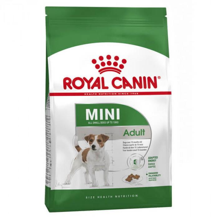 Корм Royal Canin Mini Adult для собак малых пород (до 10 кг) 10 мес. - 8 лет, 2 кг