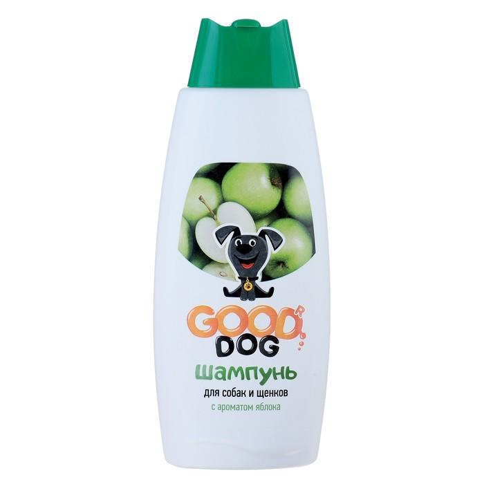 Good Dog шампунь для собак и щенков , с ароматом яблока, 250 мл