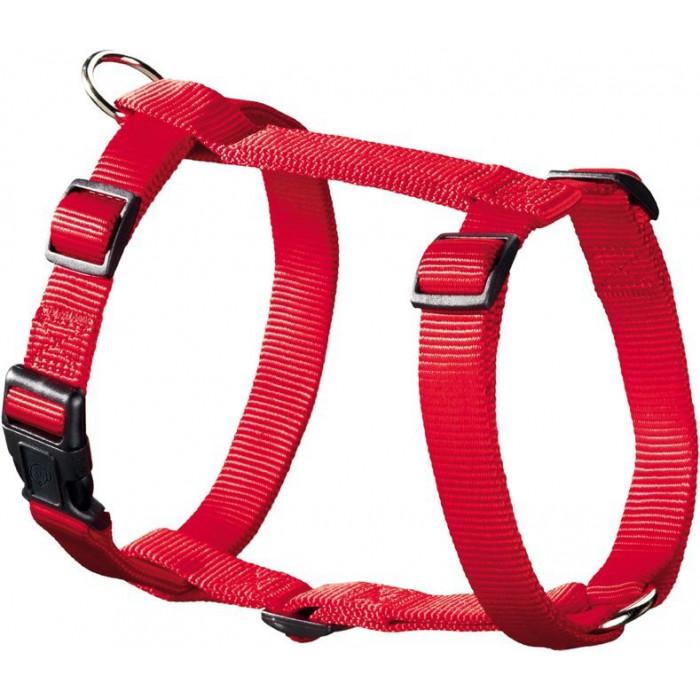 Hunter Smart шлейка для собак Ecco Sport М (42-65/45-76 см) нейлон красная
