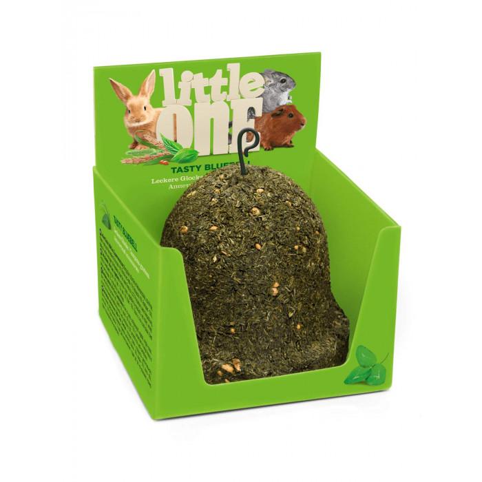 Little One Лакомство-игрушка Колокольчик для всех видов грызунов, 150 г