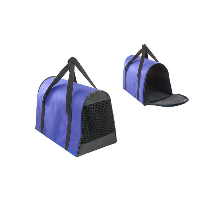 """ЧИП"""" Туннель сумка-переноска для кошек и собак №3 45*28*32см (нейлон)"""""""