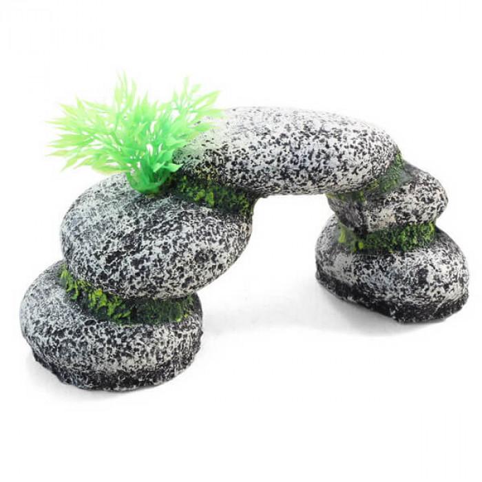 """Грот 2556LD """"Арка из камней"""" M, 150*70*72мм"""