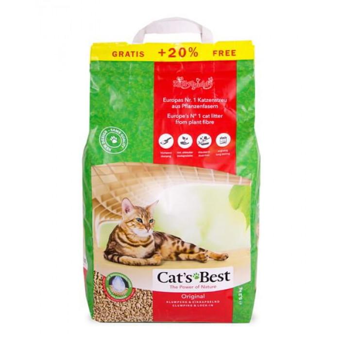 Cat's Best Original, 10+2 л