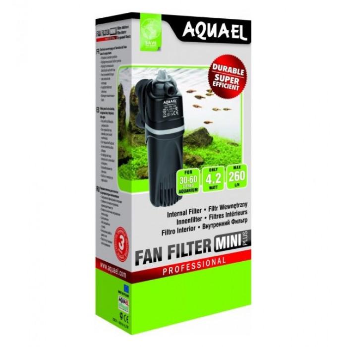 Aquael Fan Mini фильтр для аквариума, до 60 литров