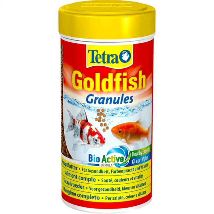 Tetra Goldfish Granules корм в гранулах для золотых рыб, 100 мл