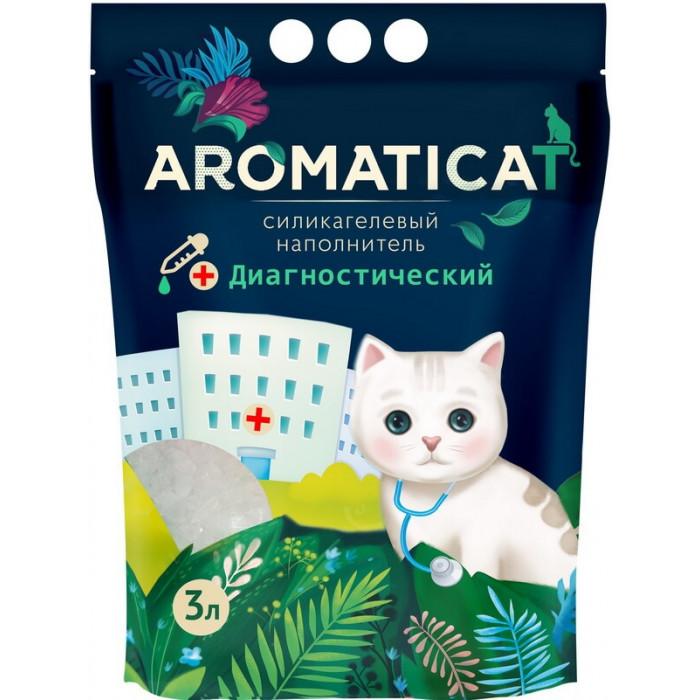 AromatiCat силикагелевый наполнитель диагностический, 3 л