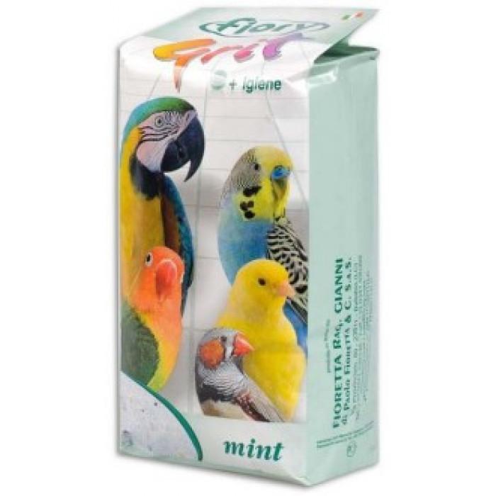 FIORY песок для птиц Grit Mint мята 1 кг