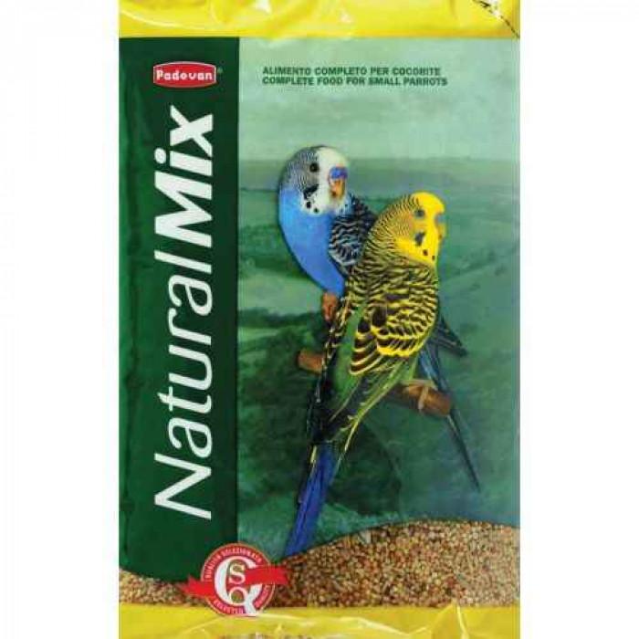 Padovan Корм для волнистых попугаев (Naturalmix Cocorite) 1 кг