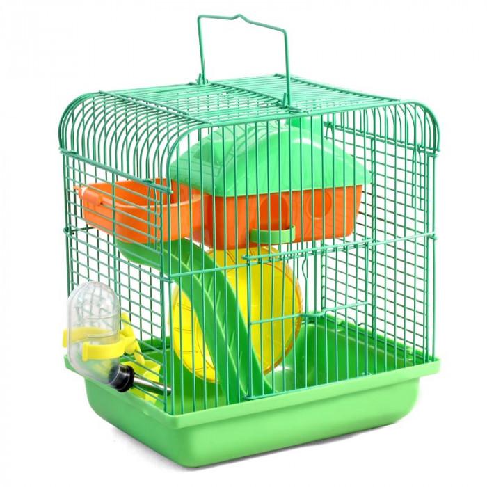 Клетка YD257 для мелких животных, эмаль, 225*170*250мм