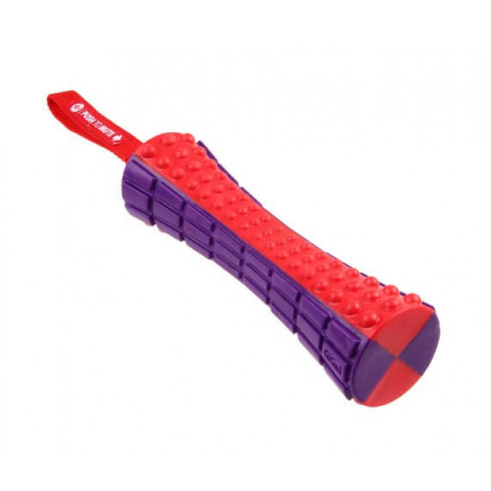 """Gigwi Игрушка для собак """"Палка с отключаемой пищалкой"""" 20.5*5.5*5.5 см"""