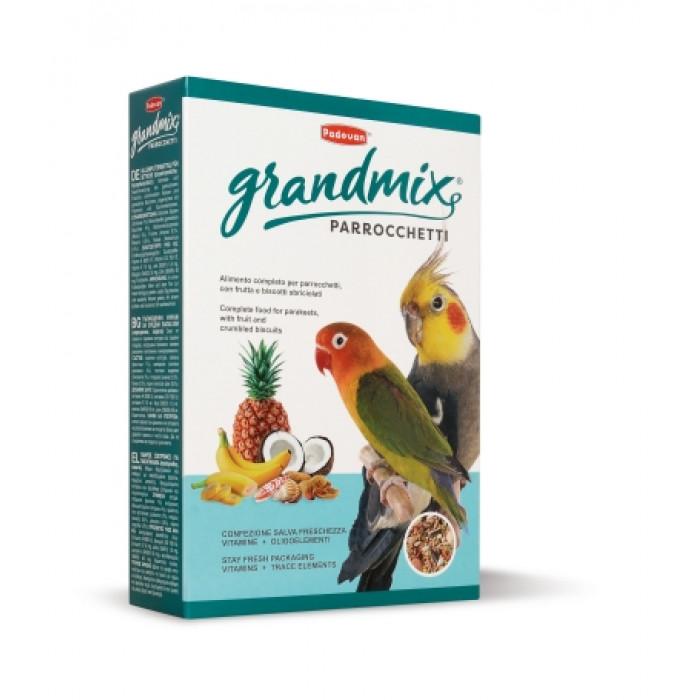 Padovan Корм для средних попугаев (Grandmix Parrocchetti), 400 г