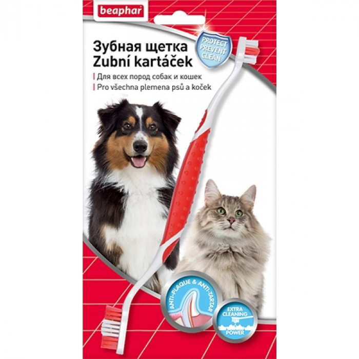 """Зубная щетка для собак """"Beaphar"""