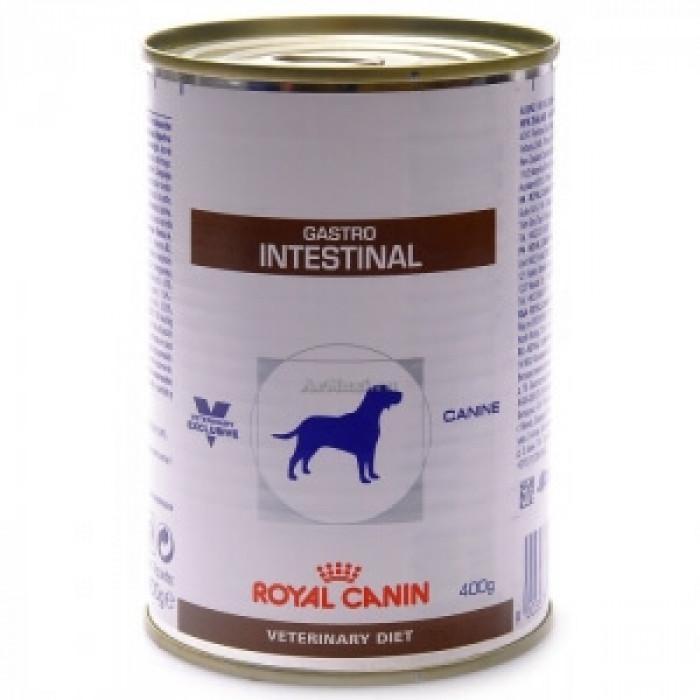 Корм Royal Canin Gastro Intestinal консервы для собак при лечении ЖКТ, 400 г