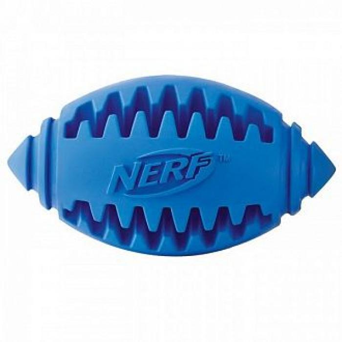 НЁРФ Мяч для регби рифленый, 10 см