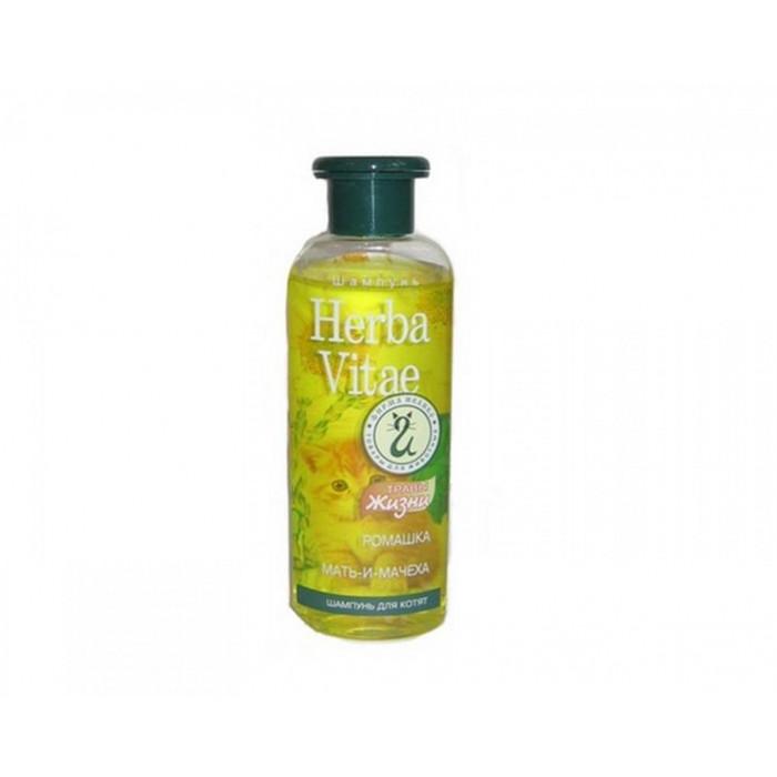Herba Vitae Шампунь для котят, 250мл