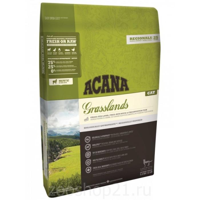 Корм для кошек Acana GRASSLANDS, 1.8 кг