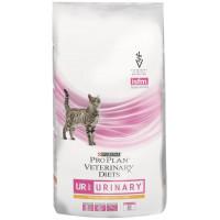 Корм Pro Plan Veterinary diets UR для кошек при болезнях нижних отделов мочевыводящих путей c курицей, 1.5 кг