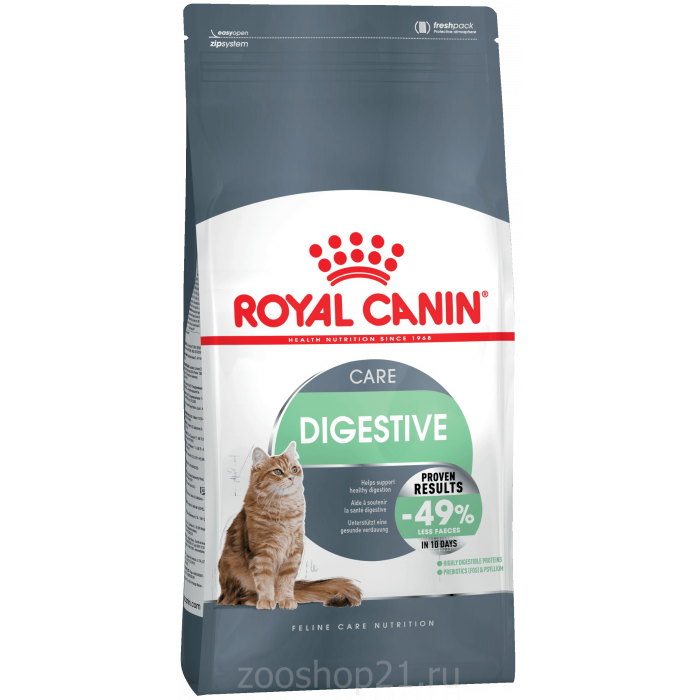 Корм Royal Canin Digestive Care при расстройствах пищеварения, 400 г