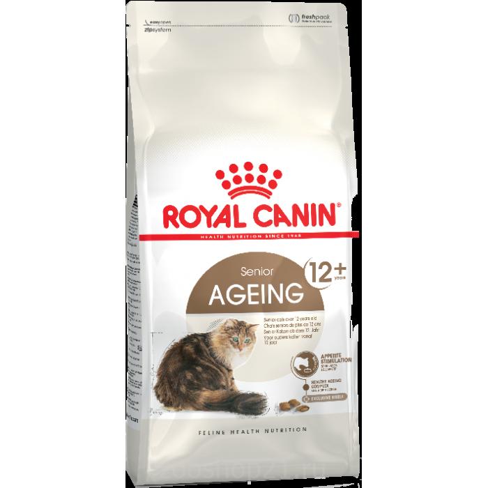Корм Royal Canin Ageing 12+ для пожилых кошек старше 12 лет, 2 кг