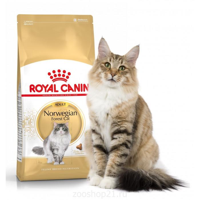Корм Royal Canin для норвежских лесных кошек, Norwegian, 400 г
